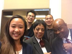 Anne Marie Chua farewell