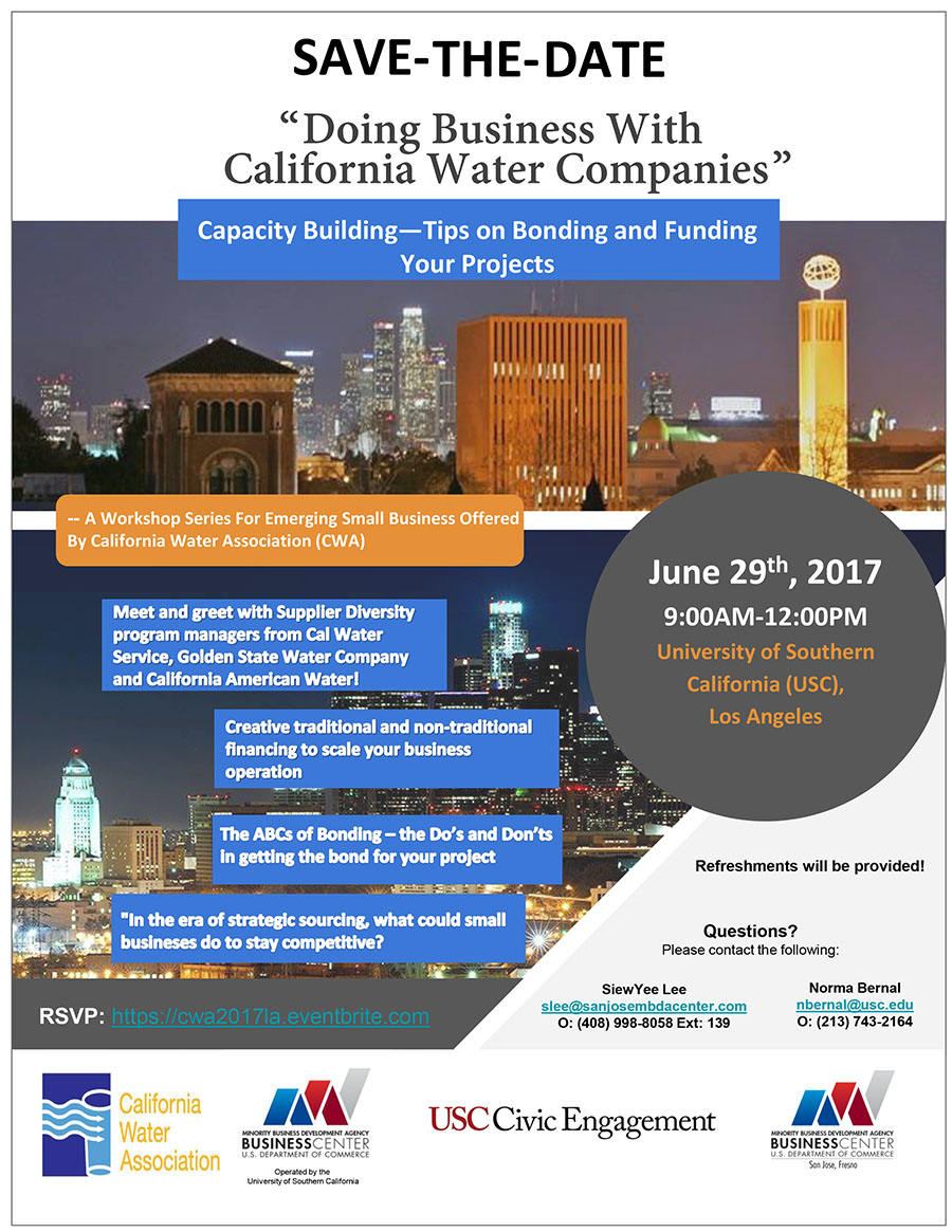 CalWater (LA) May3